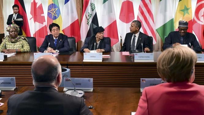 Nhóm các nước G-7 đã lên tiếng quan ngại về Biển Đông bất chấp sự phản đối của Trung Quốc