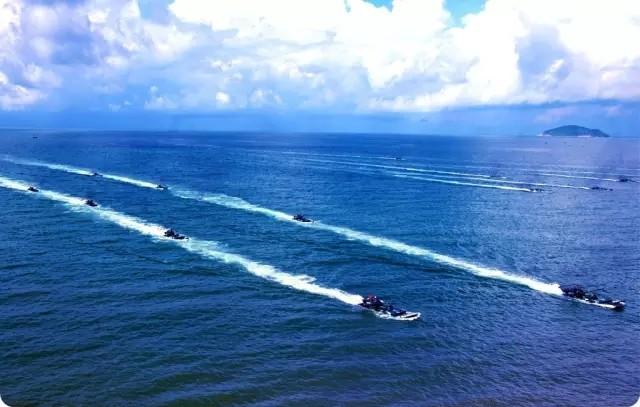 Hải quân Trung Quốc tập trận đổ bộ
