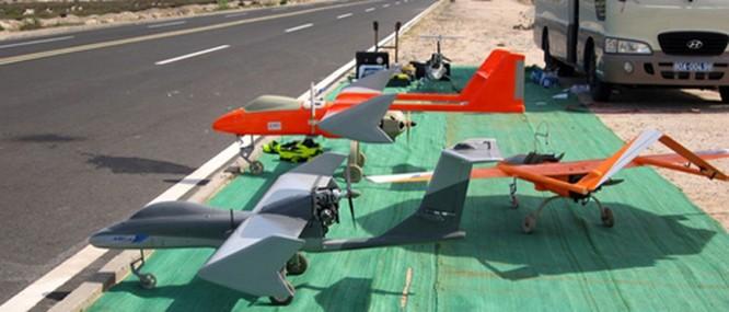 Một số UAV do Việt Nam tự chế tạo