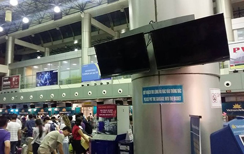 Hệ thống thông tin sân bay bị tấn công, ảnh hưởng giao thông hàng không ảnh 1