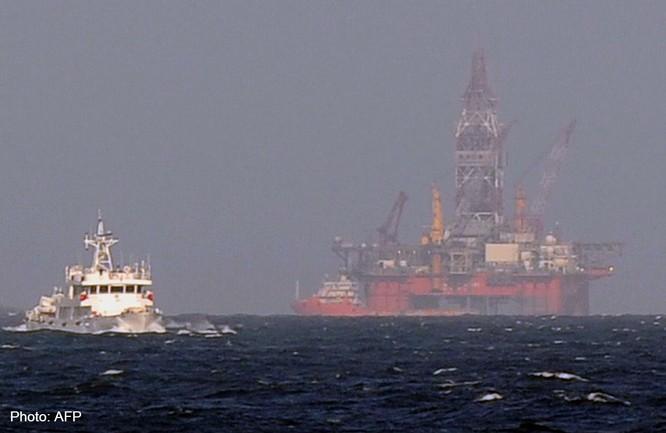 Trung Quốc đã ngang nhiên hạ đặt dàn khoan Hải Dương 981 vào vùng đặc quyền kinh tế, thềm lục địa của Việt Nam vào tháng 5/2014