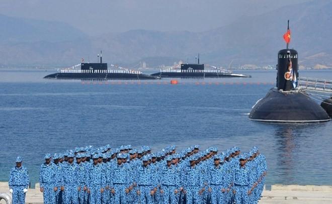 Tàu ngầm Kilo của hải quân Việt Nam