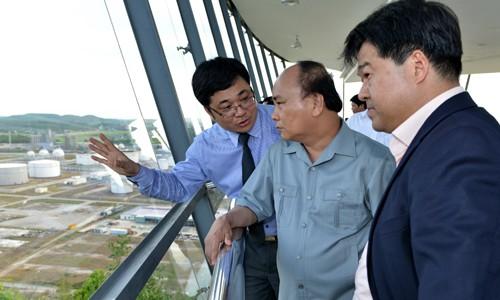 Chính phủ xem xét 'giải cứu' Lọc dầu Dung Quất vào tuần tới ảnh 1