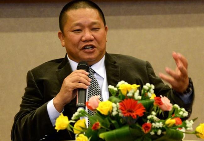 Ông Lê Phước Vũ gây chú ý với siêu dự án thép