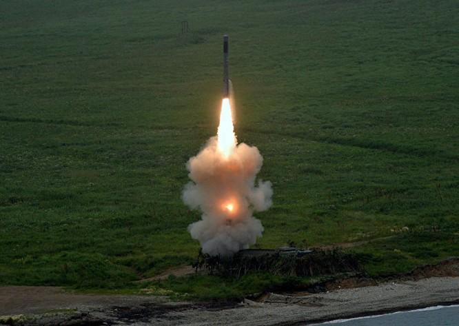 Tên lửa Bastion phiên bản cố định khai hỏa đánh mục tiêu