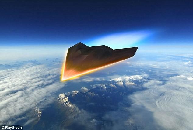 Vũ khí tấn công nhanh toàn cầu của Mỹ