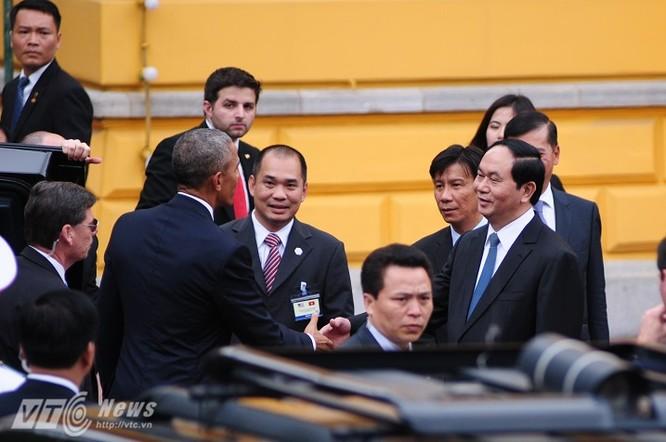 Ông Obama trong chuyến thăm đáng nhớ tới Việt Nam hồi tháng 7/2016