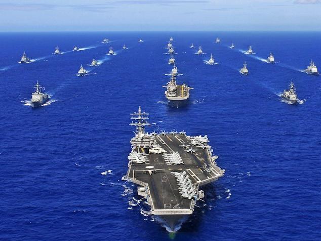 Mỹ có kế hoạch duy trì thường xuyên hai cụm tác chiến tàu sân bay ở châu Á do tình hình phức tạp ở Biển Đông