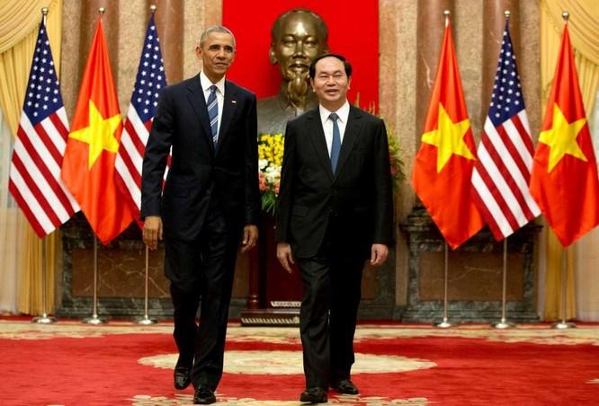 Chuyến thăm Việt Nam của Tổng thống Mỹ Barack Obama đã nâng quan hệ Việt-Mỹ lên tầm mức mới