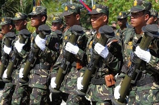 Vũ khí Trung Quốc viện trợ cho quân đội Campuchua