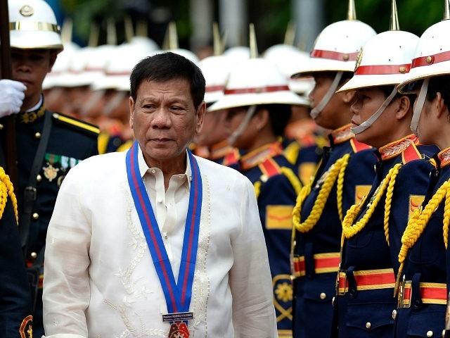 Vẫn chưa ai rõ những toan tính thực sự của ông Duterte