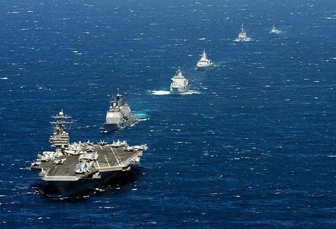 Mỹ tin rằng hệ thống chống tiếp cân của Trung Quốc không ngăn được quân đội Mỹ tác chiến ở khu vực Washington muốn