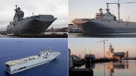 Việc Pháp không giao tàu Mistral cho Nga được cho là bước đi chiến thuật nhằm lấy lòng các nước đồng minh NATO