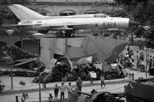 """""""Bảo vật Quốc gia"""" MiG-21: """"Hung thần trên không"""" đối với máy bay Mỹ ảnh 5"""