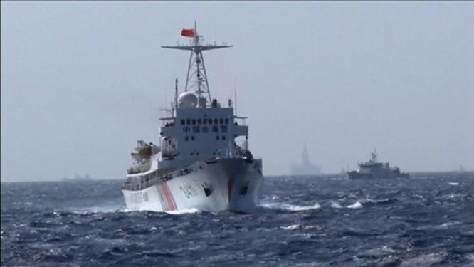Đại tá hải quân Hoa Kỳ: Trung Quốc đang chuẩn bị xung đột quân sự tại châu Á ảnh 1
