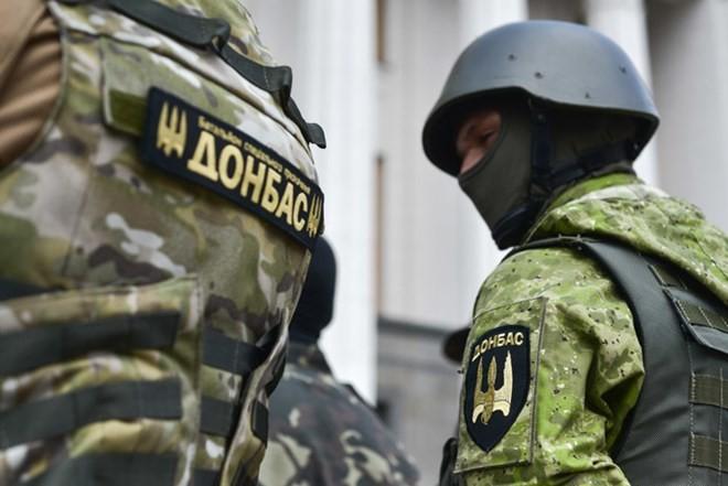 Ukraine: Lực lượng ATO cũng chặt đầu tù nhân như IS ảnh 1