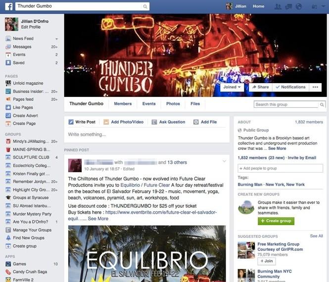 Facebook đã thay đổi như thế nào trong 11 năm qua ảnh 2