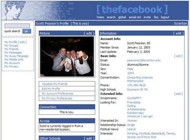 Facebook đã thay đổi như thế nào trong 11 năm qua ảnh 3