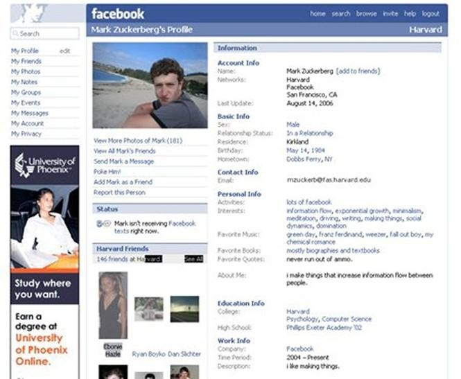 Facebook đã thay đổi như thế nào trong 11 năm qua ảnh 4