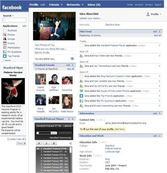 Facebook đã thay đổi như thế nào trong 11 năm qua ảnh 6