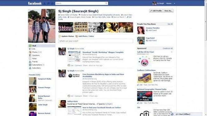Facebook đã thay đổi như thế nào trong 11 năm qua ảnh 9