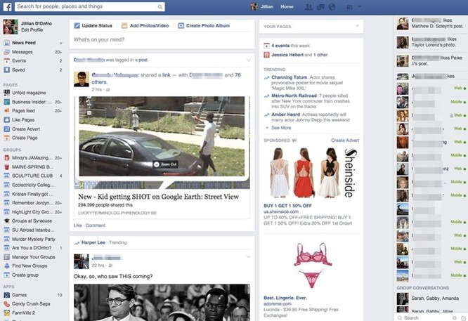 Facebook đã thay đổi như thế nào trong 11 năm qua ảnh 13