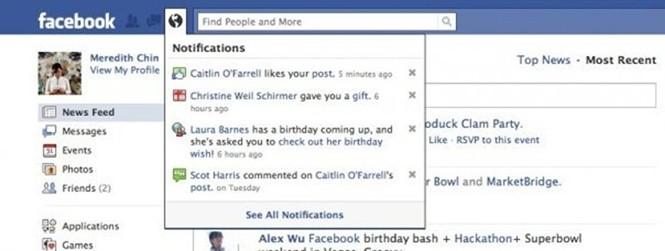 Facebook đã thay đổi như thế nào trong 11 năm qua ảnh 8