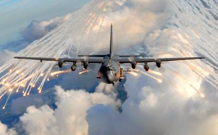 AC-130 Spectre.