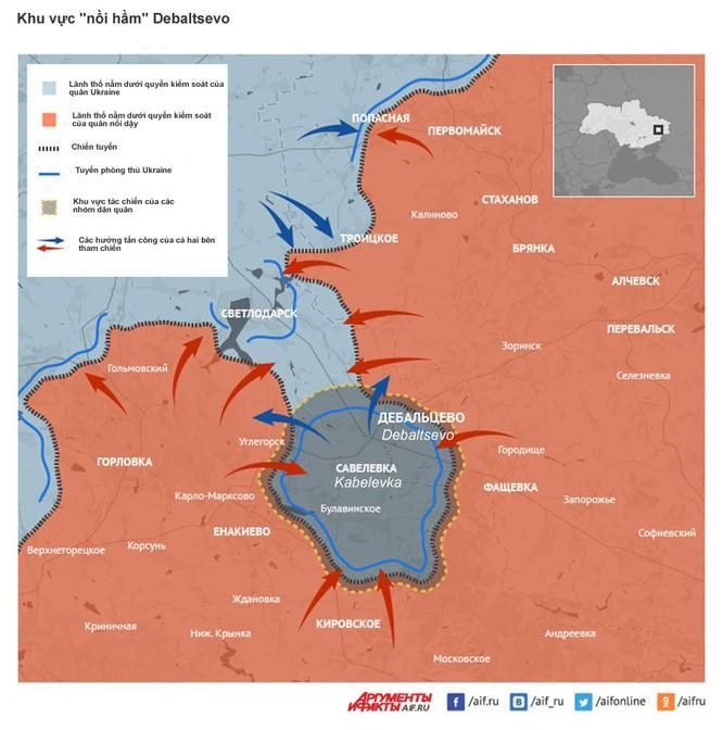 Lực lượng Ukraine rút lui - báo cáo của OBSE ảnh 13