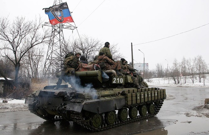 Lực lượng Ukraine rút lui - báo cáo của OBSE ảnh 1
