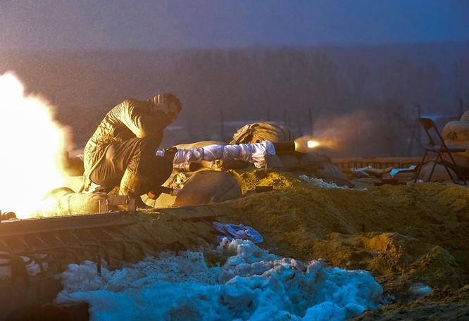 Lực lượng Ukraine rút lui - báo cáo của OBSE ảnh 3