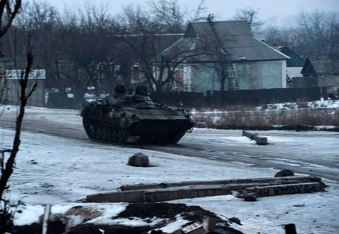 Lực lượng Ukraine rút lui - báo cáo của OBSE ảnh 4