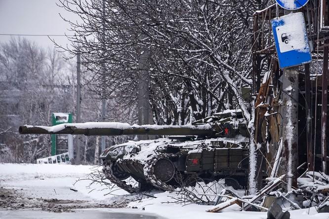 Lực lượng Ukraine rút lui - báo cáo của OBSE ảnh 8