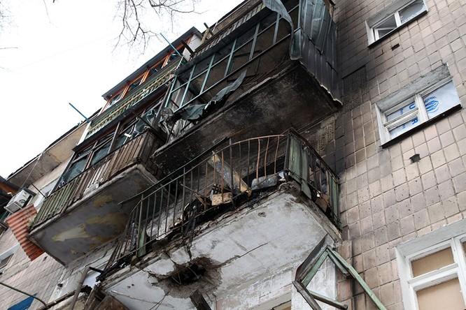 Lực lượng Ukraine rút lui - báo cáo của OBSE ảnh 9