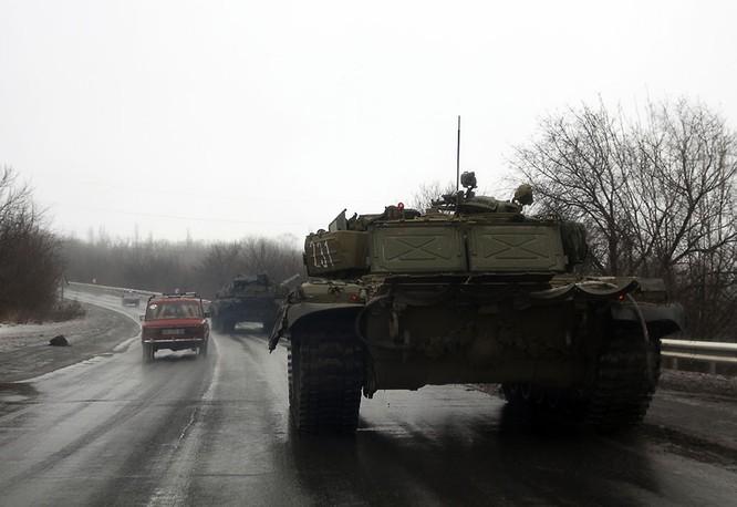 Lực lượng Ukraine rút lui - báo cáo của OBSE ảnh 10
