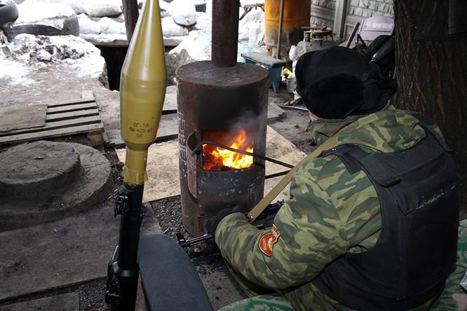 Lực lượng Ukraine rút lui - báo cáo của OBSE ảnh 12