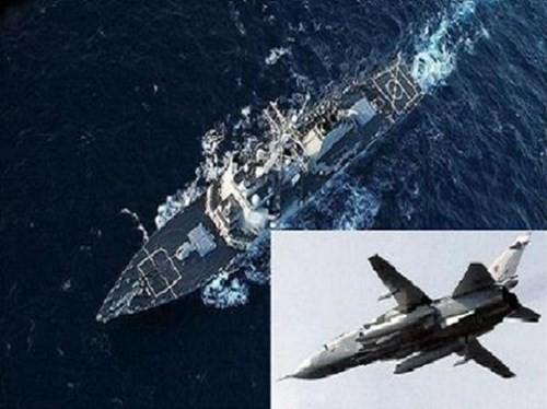 """""""Hung thần chiến hạm Mỹ"""" của Nga gặp tai nạn, chưa rõ tung tích phi công ảnh 1"""