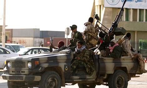 Tiết lộ chính sách của bà Hillary Clinton về chính quyền Gaddafi ảnh 2