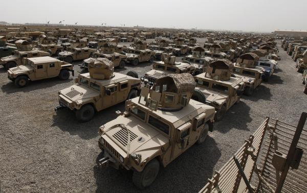 Chín loại vũ khí của phiến quân IS gây căng thẳng cho Phương Tây ảnh 1