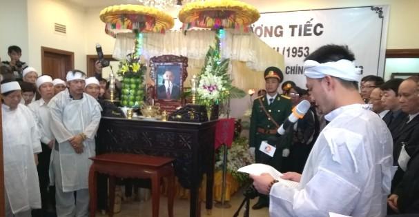 Hàng nghìn người tiễn đưa ông Nguyễn Bá Thanh lần cuối ảnh 3