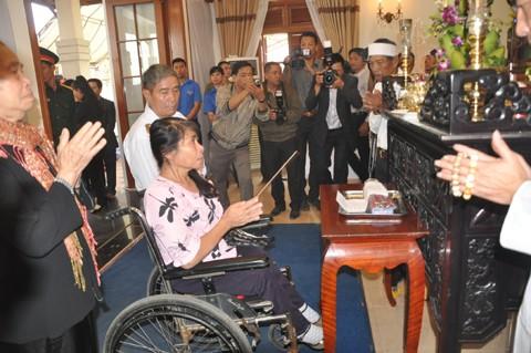 Hàng nghìn người tiễn đưa ông Nguyễn Bá Thanh lần cuối ảnh 8