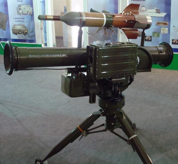 Chín loại vũ khí của phiến quân IS gây căng thẳng cho Phương Tây ảnh 4