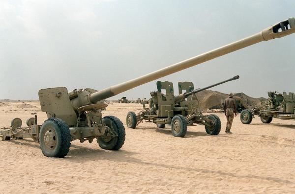 Chín loại vũ khí của phiến quân IS gây căng thẳng cho Phương Tây ảnh 8