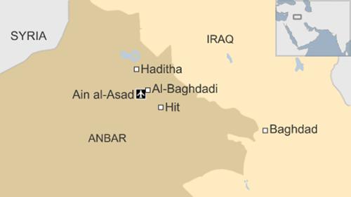 IS thiêu sống 45 người Iraq ảnh 1