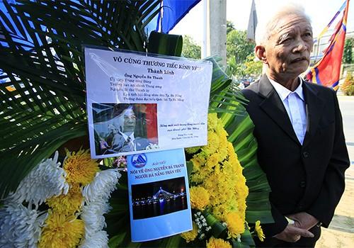 Hàng nghìn người tiễn biệt ông Nguyễn Bá Thanh ảnh 2