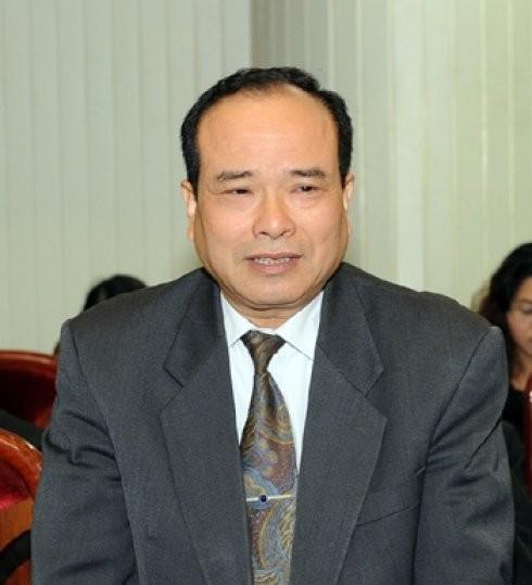 Ông Lê Đình Ân