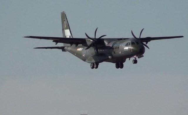 Máy bay vận tải C-295M thứ hai của Không quân VN bay thử nghiệm ảnh 1