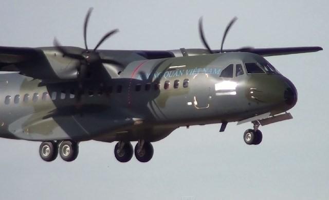 Máy bay vận tải C-295M thứ hai của Không quân VN bay thử nghiệm ảnh 2