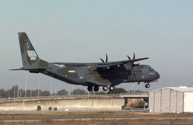 Máy bay vận tải C-295M thứ hai của Không quân VN bay thử nghiệm ảnh 3