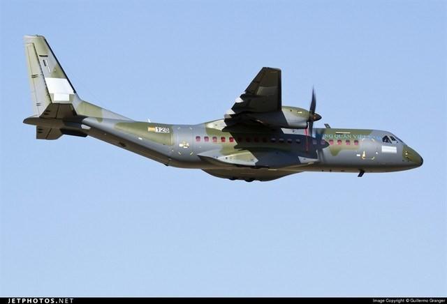 Máy bay vận tải C-295M thứ hai của Không quân VN bay thử nghiệm ảnh 4